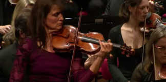 Viktoria Mullova Sibelius Violin Concerto
