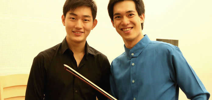 Zeyu Victor Li Richard Lin Shanghai Competition