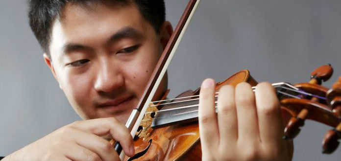 Boson Mo Violinist