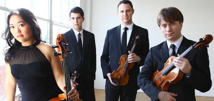 Calidore Quartet M Prize
