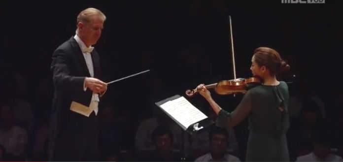 Clara Jumi Kang Mendelssohn