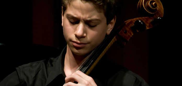 Daniel Hass Cellist Stulberg