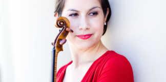 Danielle Belen Violinist Memorisation