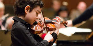 Eduard Kollert Novosibirsk International Violin Competition