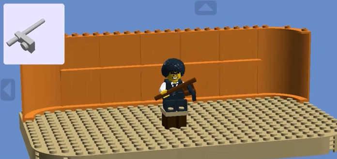 Itzhak Perlman LEGO