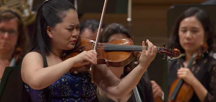 Minami Yoshida Montreal Competition