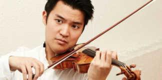 Ray Chen Practice