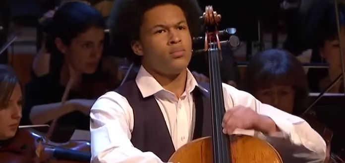 Sheku Kanne-Mason Cellist