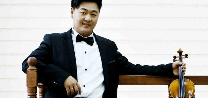 ShenGhua Simon Hu Met Orchestra