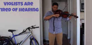 The Viola Kid Violists Tired of Hearing