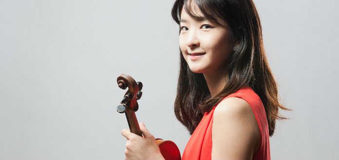 Yoojing Jang Violin