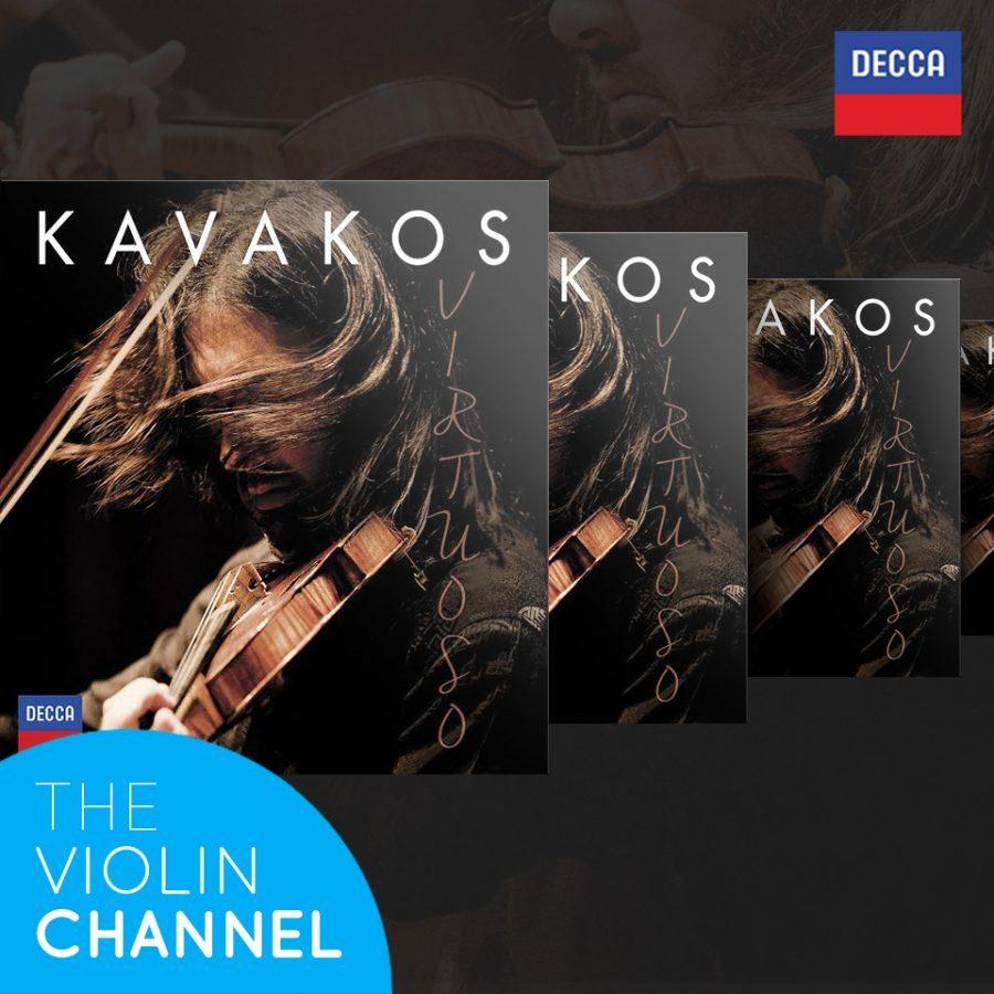 Leonidas Kavakos Virtuoso CD