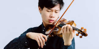 timothy chooi violin