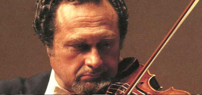 Aaron Rosand Violinist