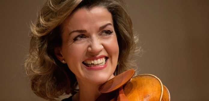 Anne-Sophie Mutter Birthday