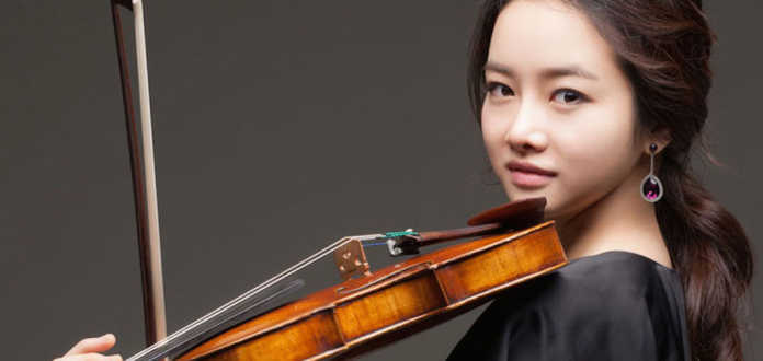 Bomsori Kim Violin
