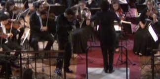 Flying Violin Amati