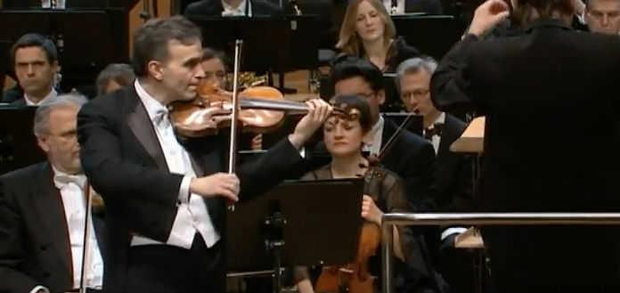 Gil Shaham Berg Violin Concerto