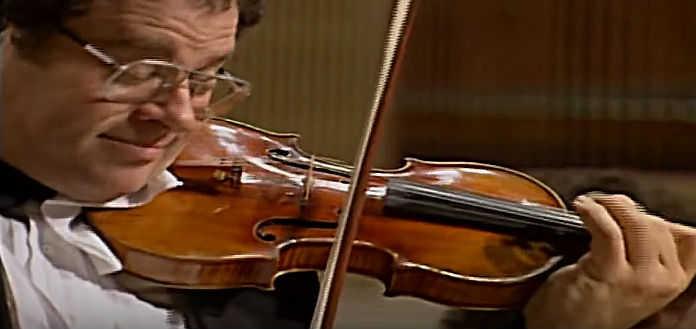 Itzhak Perlman Wieniawski