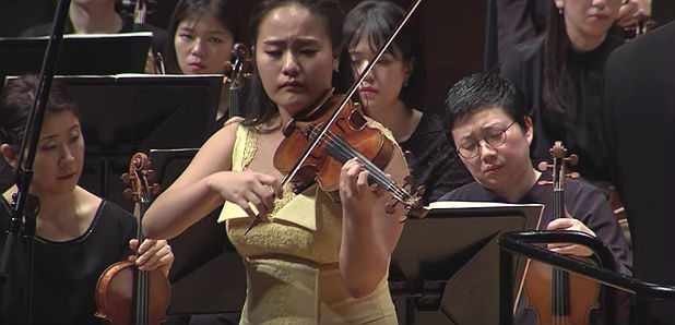 Ji Young Lim Tchaikovsky Concerto