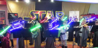 Star Wars Violinists