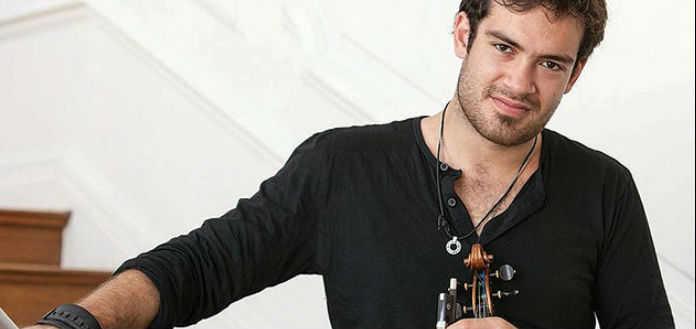 Marc Bouchkov Montreal Violin Competition