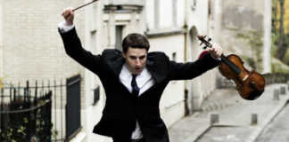 Noah Bendix Balgley Klezmer Violin Concerto