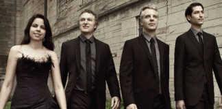 Pacifica String Quartet Simin Ganatra