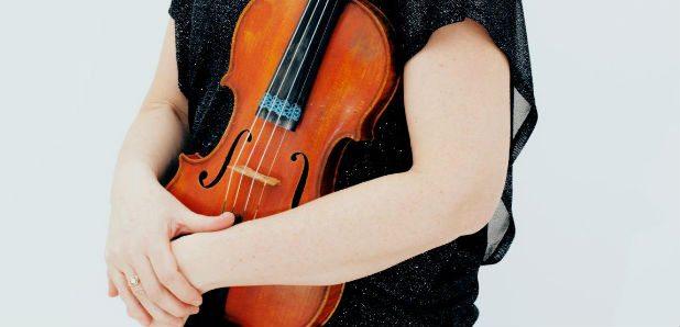 Stolen Violin Alert