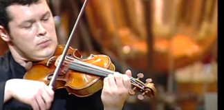Vadim Repin Brahms Violin Concerto
