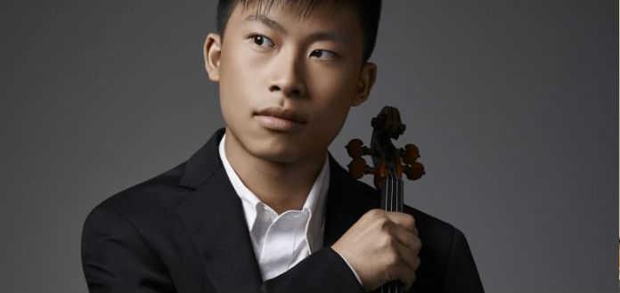 kerson leong violinist