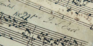 Bach Score Christies