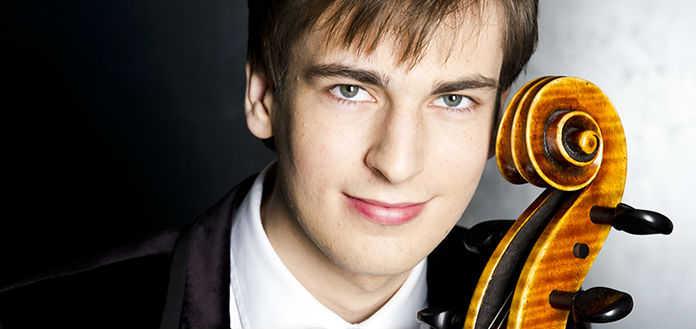 Christoph Croise Cellist Shoenfeld