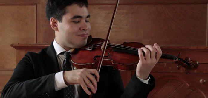 VC WEB BLOG | Violinist Miranda Cuckson - Collaboration