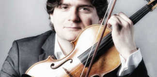 Fedor Rudin Enescu Competition