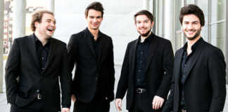 Goldmund String Quartet Shoenfeld