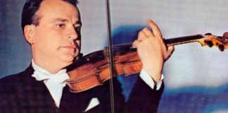 Henryk Szeryng Violin