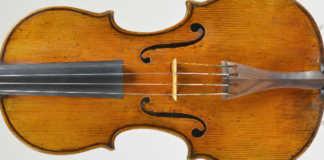 UK Stolen Violin Cover