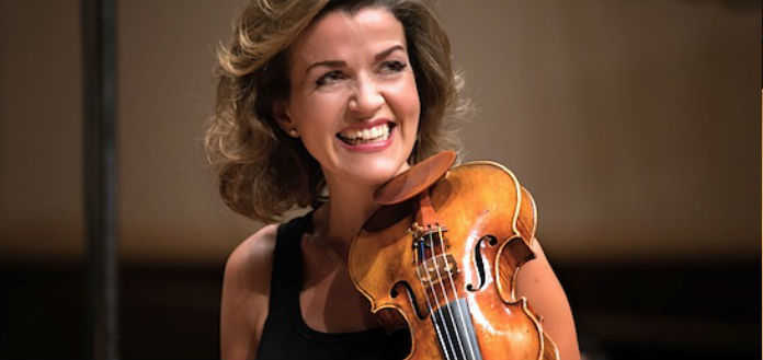 Anne Sophie Mutter CD