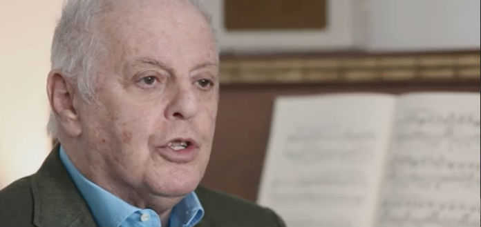 Daniel Barenboim YouTube Channel