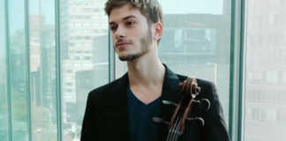 Daniel Hass Cello Canada