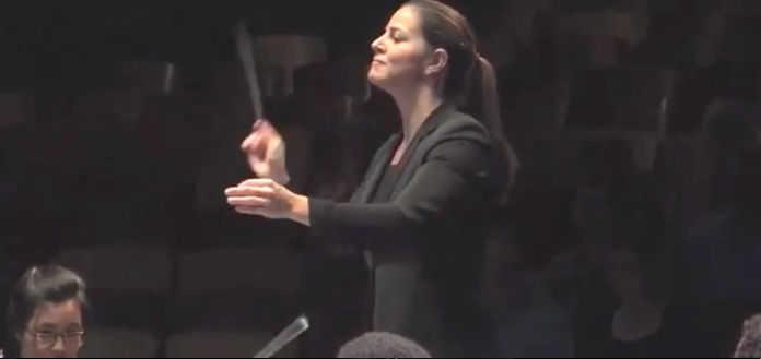 Jessica Morel Conductor