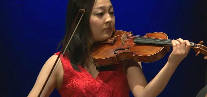 Rika Masato Violinist