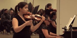 Franck Sonata for Violin and Fire Alarm