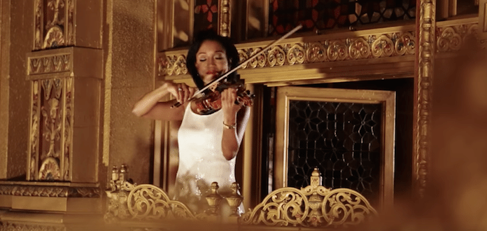 NEW TO YOUTUBE | Kelly Hall Tompkins U2013 U0027Fiddler On The Roofu0027 Arr. Solo  Violin [VIDEO]