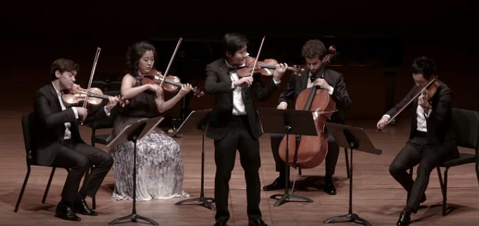 NEW TO YOUTUBE | Violinist, Sean Lee - Schubert 'Rondo in A
