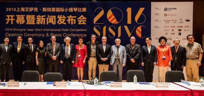 Shanghai Jury Scores