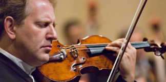 Shlomo Mintz Violinist