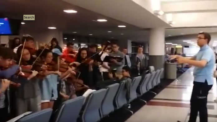 Stranded Orchestra