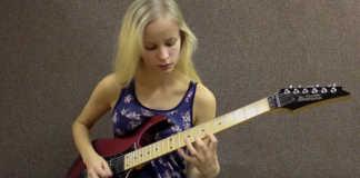 Vivaldi Electric Guitar